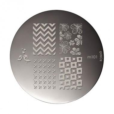 Plaque Konad M101