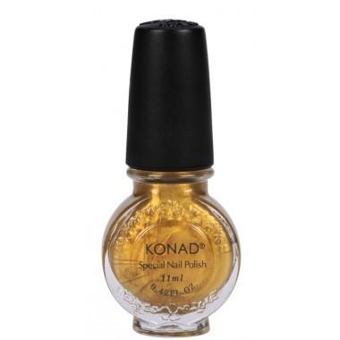 Konad Vernis spécial gold Or 11 ml