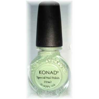 Vernis spécial konad vert anis pastel 11 ml