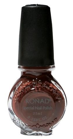 Vernis Konad Stamping chocolat 11 ml