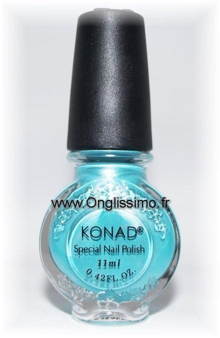 Stamping Konad Bleu Hepburn 56