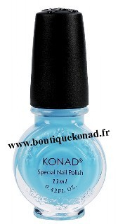 Konad Vernis spécial bleu pastel 11 ml