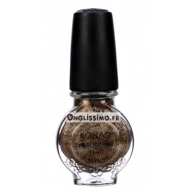 Konad Vernis spécial Light Bronze 11 ml