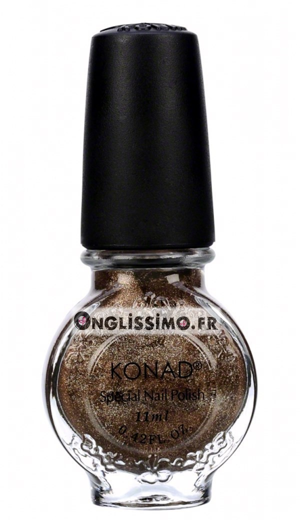 Stamping Konad Vernis Light Bronze 11 ml