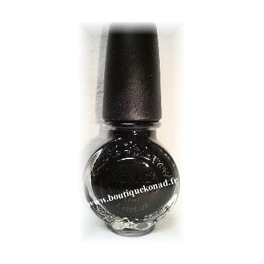 Konad Vernis spécial noir 11 ml
