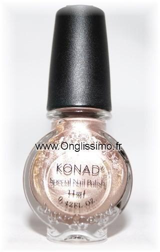 Konad vernis stamping Indigo Pink