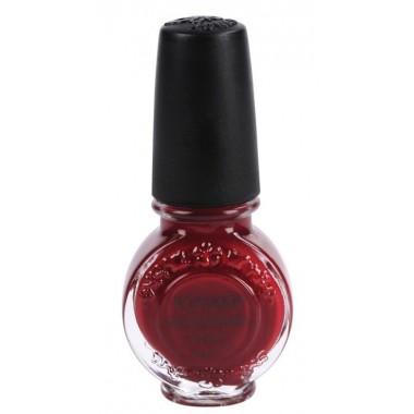 Vernis Konad spécial dark red framboise