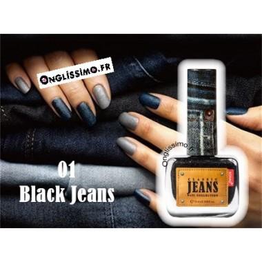 Vernis à ongles Effet Black Jeans
