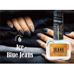 Vernis à ongles Effet Jeans Ice Blue