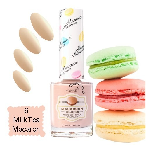 Vernis à ongles Konad Macaron Tea
