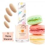 Vernis à ongles Macaron Peach 5