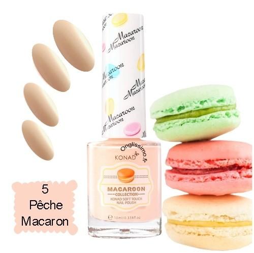 Vernis à ongles Macaron Peach