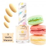 Vernis à ongles Macaron Vanille 3