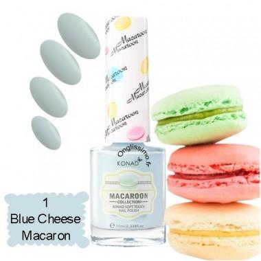 Vernis à ongles Macaron Blue Cheese