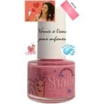 Vernis à l'eau Snails pour enfants rose perle