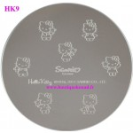 Stamping Hello Kitty n°9 Doudou