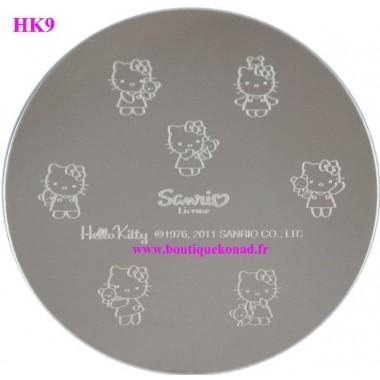 Hello Kitty Stamping n°9 Doudou