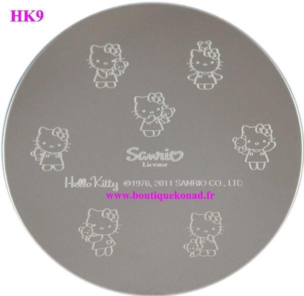 Stamping Hello Kitty n°9 Doudou