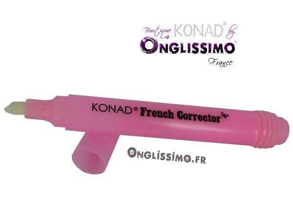 Crayon rechargeable pour correcteur manucure nail art