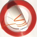 Striping tape orange n°12