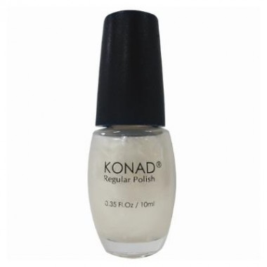 Vernis à ongles Konad shining white 10 ml