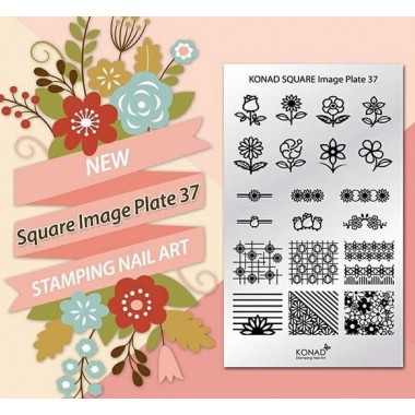 Stamping Plaque SQ37