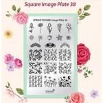 Stamping Plaque SQ38