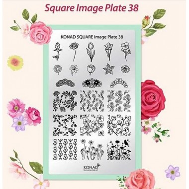 Stamping Plaque SQ38