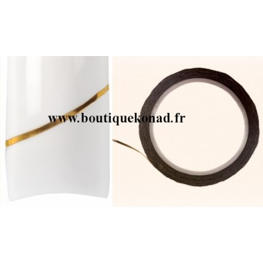 Fil or autocollant Stripping tape