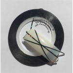 Striping tape noir mozaique n°40