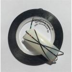 Fil noir mozaique pour ongle striping tape 40