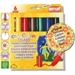 Peinture Playcolor 6 couleurs Basic pocket