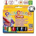 Peinture Playcolor 6 couleurs Basic one