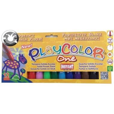 Peinture Playcolor 12 couleurs Basic One