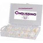 Capsule extension Tips french manucure pour ongle