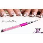 Pinceau Liner extra fin long One stroke nail art