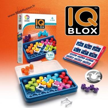 IQ BLOX jeu de logique de 6 ans à 99 ans