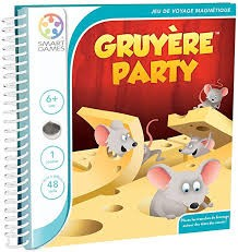 Gruyère party jeu de défis 6ans et +