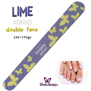 limes à ongles décor 100/180