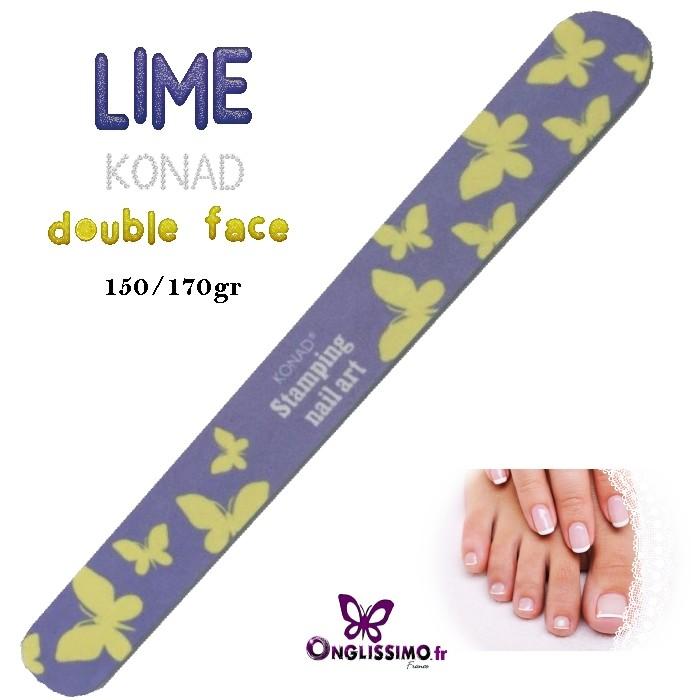limes à ongles décor Konad 100/180