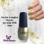 Vernis à ongles Konad ice gold 10 ml