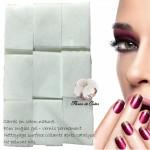Carrés de coton x693 sans peluche pour gel & semi permanent