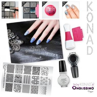 Konad square Stamping Set SQ14