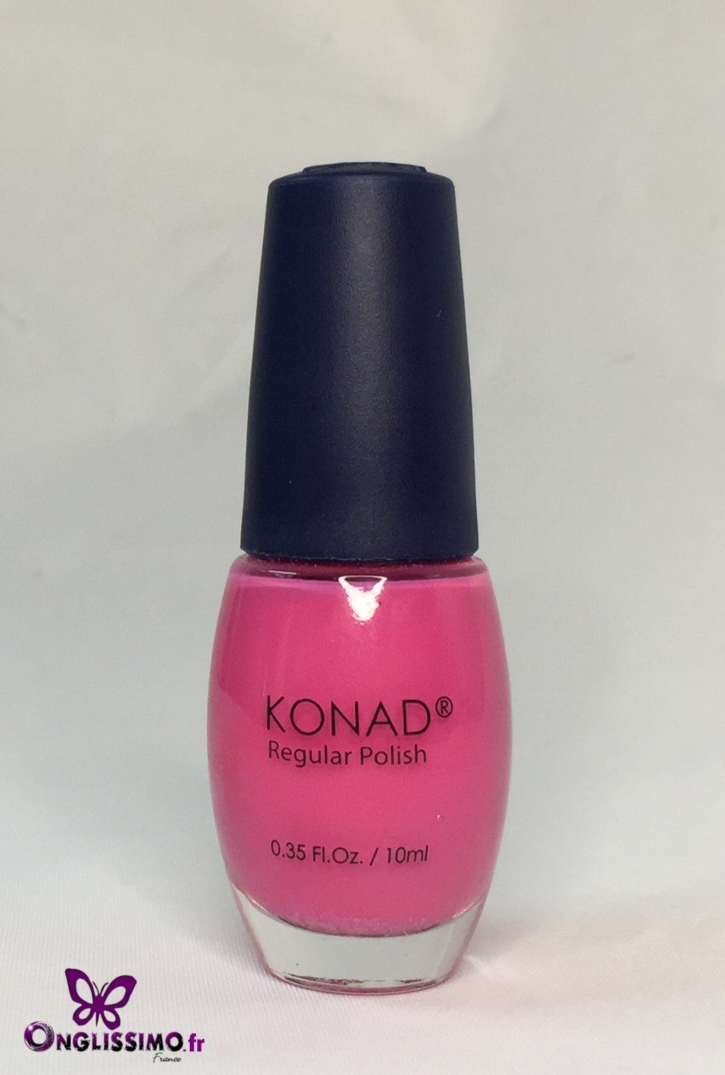 Vernis à ongles Konad N°38 candy pink