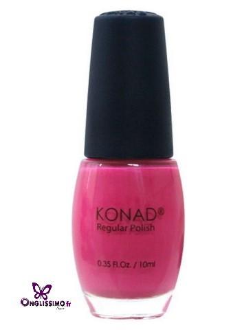 Vernis à ongles Konad N°20 solid pink 10 ml