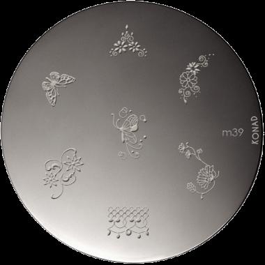 Plaque Konad M39