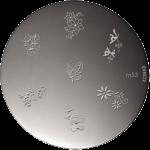 Stamping Konad plaque M53