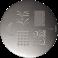 Plaque stamping Konad M63