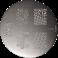 Plaque stamping Konad M70