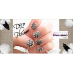 Plumes pour déco des ongles nail art